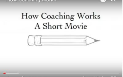 Le coaching, c'est quoi et ça marche comment?