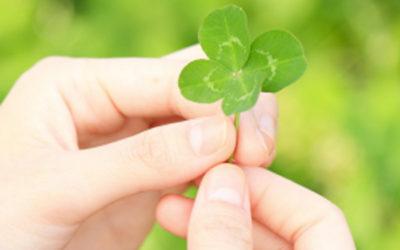 La chance est une compétence qui se travaille.